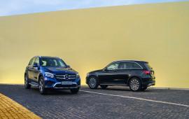 Đánh giá xe Mercedes GLC 200 giá 1,684 tỷ đồng