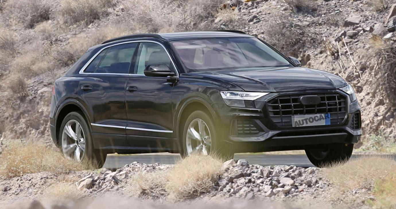 Audi Q8 ra mắt vào tháng 6, giá khởi điểm khoảng 74.000 USD