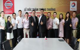 """Nissan Việt Nam công bố kết quả chương trình bốc thăm trúng thưởng """"Chăm sóc xe, đón lộc về"""""""