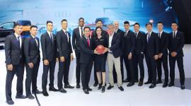 Audi Việt Nam tiếp tục đồng hành cùng giải bóng rổ VBA 2018