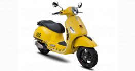 Vespa GTS thêm nhiều lựa chọn cho khách Việt