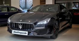 """Maserati Quattroporte GTS Nerissimo """"hàng hiếm"""" đến Việt Nam"""