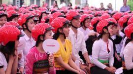Phát động Chương trình trao tặng 20.000 mũ bảo hiểm năm 2018