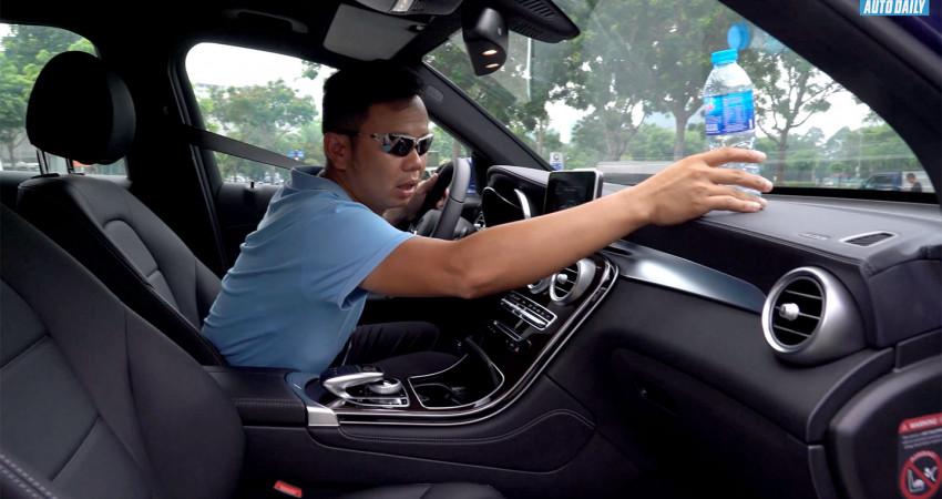 Túi khí trên ôtô và những điều nên lưu ý