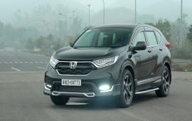 Bảng giá các mẫu xe ôtô Honda tháng 7/2018