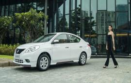 """Nissan Sunny – """"Bạn đồng hành"""" lý tưởng cho người mới lái"""