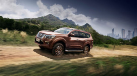 SUV Nissan Terra sẽ sớm về Việt Nam