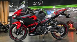 Kawasaki Ninja 250 2018 có giá 133 triệu đồng