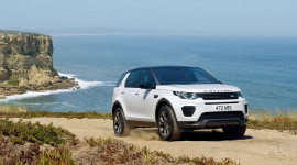 Land Rover Discovery Sport Landmark trình làng
