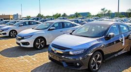 Về nhỏ giọt, nhập khẩu ôtô chưa thể hồi phục