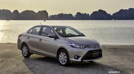 Toyota ưu đãi cho khách hàng mua Vios và Innova