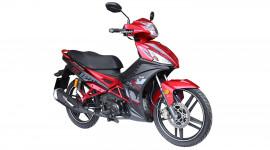 SYM Sport Rider 125i 2018: Đối thủ của Yamaha Exciter 135