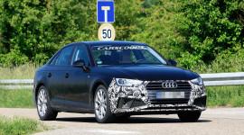 Audi A4 2019 facelift lộ diện trên đường thử