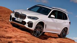 Lộ diện hình ảnh chính thức của BMW X5 2019