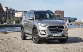 Hyundai Tucson 2019 trang bị hệ thống hybrid diesel
