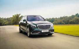 Tìm hiểu chi tiết Mercedes-Benz S-Class 2018 giá từ 4,2 tỷ đồng