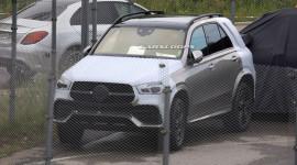 Rò rỉ những hình ảnh mới nhất về Mercedes-Benz GLE 2019