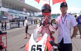ARRC 2018 chặng 3: Màn trình diễn ấn tượng của Honda Việt Nam Racing