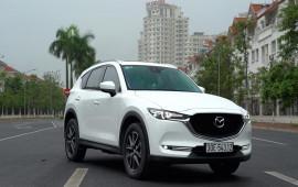 Mazda CX-5 lấy lại ngôi vương trong phân khúc với doanh số ấn tượng
