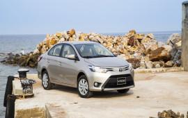 Toyota Việt Nam bán 4.752 xe trong tháng 5