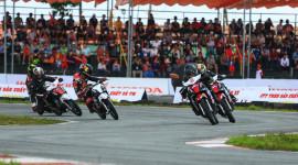 Chặng 1 Giải đua xe mô tô Việt Nam 2018: Vũ điệu của tốc độ