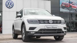 Volkswagen Tiguan Allspace 2018 đã về đại lý ở Hà Nội, giá từ 1,7 tỷ