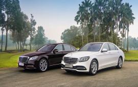 Bảng giá các mẫu xe Mercedes-Benz tháng 6/2018