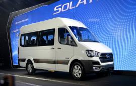 Hyundai Thành Công ra mắt xe 16 chỗ ngồi giá 1,08 tỷ đồng