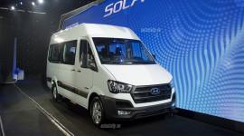 Những điểm nổi bật trên Hyundai Solati giá 1,08 tỷ đồng tại Việt Nam