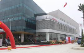 HVN khai trương Đại lý ôtô đạt tiêu chuẩn 5S thứ 29 tại Ninh Bình