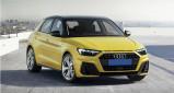 Audi A1 Sportback 2019 lộ diện, kiểu dáng cá tính, công suất 200 mã lực