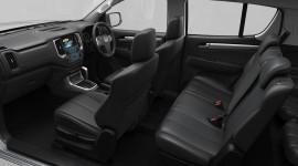 Điều thú vị từ ghế ngồi trên xe Chevrolet Trailblazer