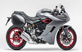 """Siêu mô tô Ducati SuperSport màu """"độc"""" trình làng"""
