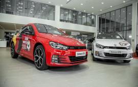 Volkswagen tung khuyến mại cho Scirocco Mùa World Cup 2018