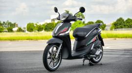 Piaggio Liberty ABS sắp có phiên bản mới tại Việt Nam