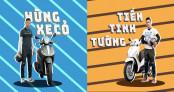 Thách thức Piaggio Medley - Cuộc đua tới giọt xăng cuối cùng