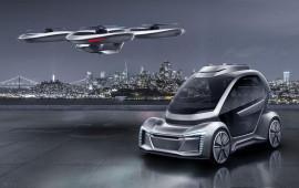 Audi và Airbus hợp tác phát triển taxi bay