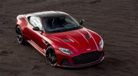 Aston Martin DBS Superleggera mạnh 715 mã lực trình làng