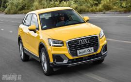 """Đánh giá xe Audi Q2: """"Chất"""" thể thao thuần tuý"""