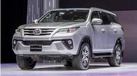 Bảng giá các mẫu xe Toyota tháng 7/2018