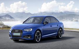 Audi A4 phiên bản nâng cấp chính thức trình làng