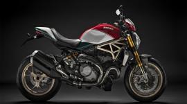 Ducati giới thiệu Monster 1200 25th Anniversario sản xuất 500 chiếc
