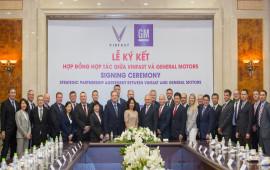 Vingroup mua lại GM Việt Nam, nhà máy chuyển sang lắp xe VinFast
