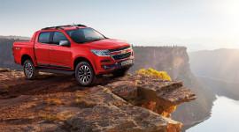 Chevrolet Colorado tăng sức hấp dẫn bằng phiên bản mới