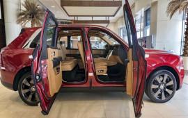 Video: Trải nghiệm nhanh SUV Rolls-Royce Cullinan tại đại lý
