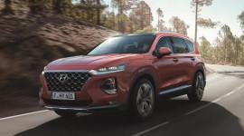 Hyundai Santa Fe 2019 đặt chân đến trời Âu, giá từ 44.000 USD