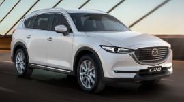 Mazda CX-8 hoàn toàn mới có giá từ 31.000 USD