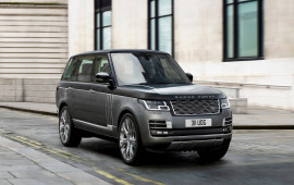 Range Rover 2021 sẽ nhẹ hơn với trang bị nền tảng mới