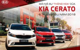 Photo Story: Giải mã sự 'thăng hoa' của Kia Cerato trong 6 tháng đầu năm 2018 tại Việt Nam