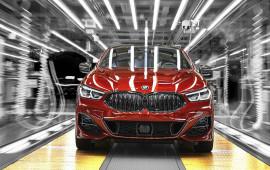 BMW 8-Series hoàn toàn mới bắt đầu được sản xuất